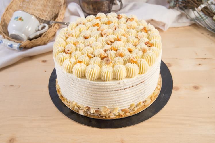 Tort carotcake
